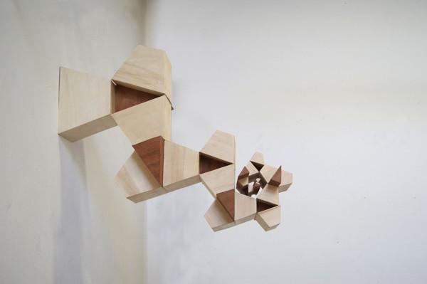 Geometria Infinita - Scultura - Michela Zanini