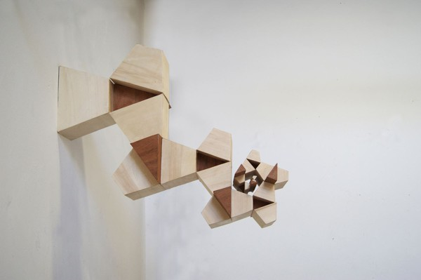 Geometria Infinita - Sculpture - Michela Zanini
