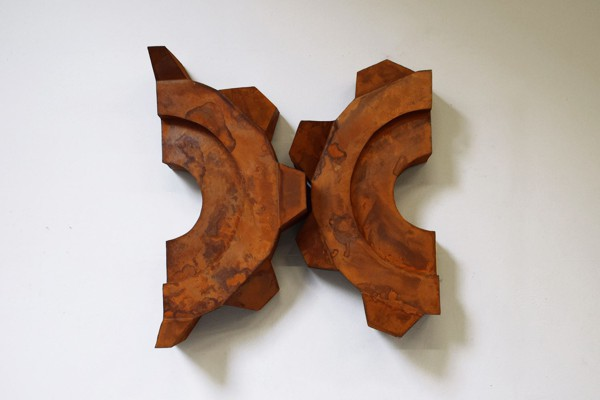 Individui, Meccanica Fossile - Scultura - Michela Zanini