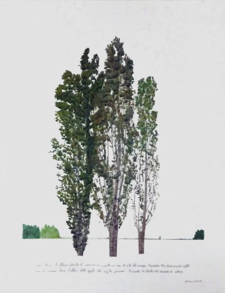 Orante 4 - Drawing - Antonino Amato