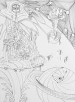 Doodle Planets - Disegno - Riccardo Gatti