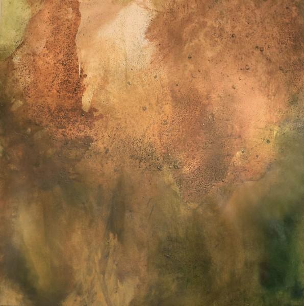 Ruggine della memoria #2 - Pittura - rossella barbante