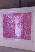 UNTITLED III (Web Map) - Installation - simone mangione