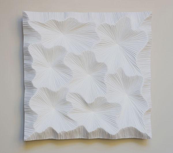 Deep white - Sculpture - Antimo Bertolino