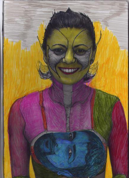 L'ultimo Avatar - New Media - Marcelina Braga