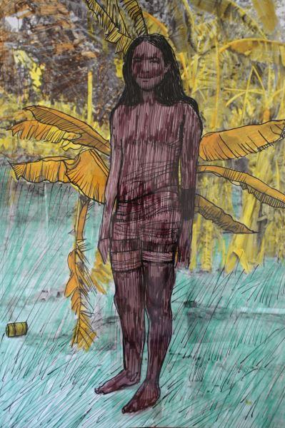 last American people - New Media - Marcelina Braga