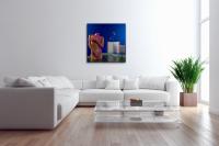 Sample Interior with Perfect Illusion