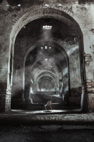 The chair 02 - Photography - Riccardo Giovanni  Griffini