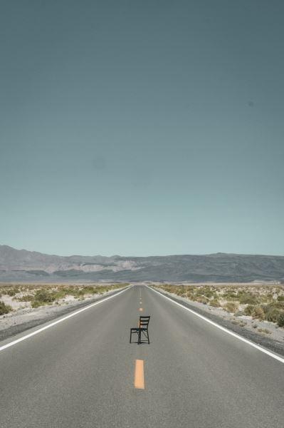 The chair 03 - Photography - Riccardo Giovanni  Griffini
