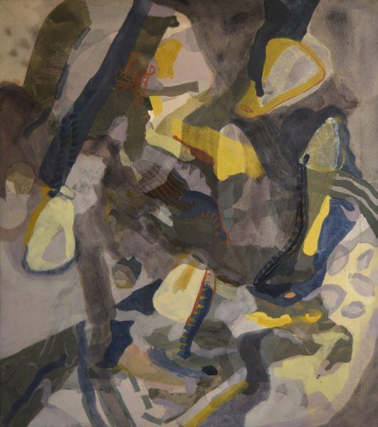 Primero de Noviembre - Painting - ELIEL DAVID