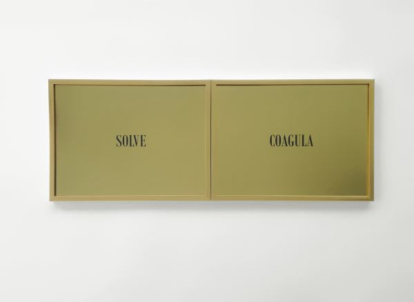 Solve et Coagula - New Media - Gianluca Biasi