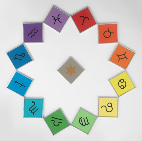 Cerchio zodiacale - New Media - Gianluca Biasi