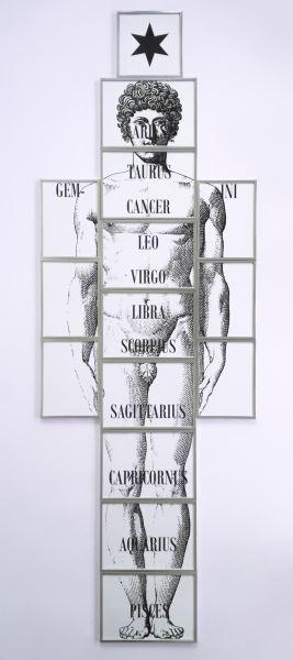 Uomo astrologico - New Media - Gianluca Biasi