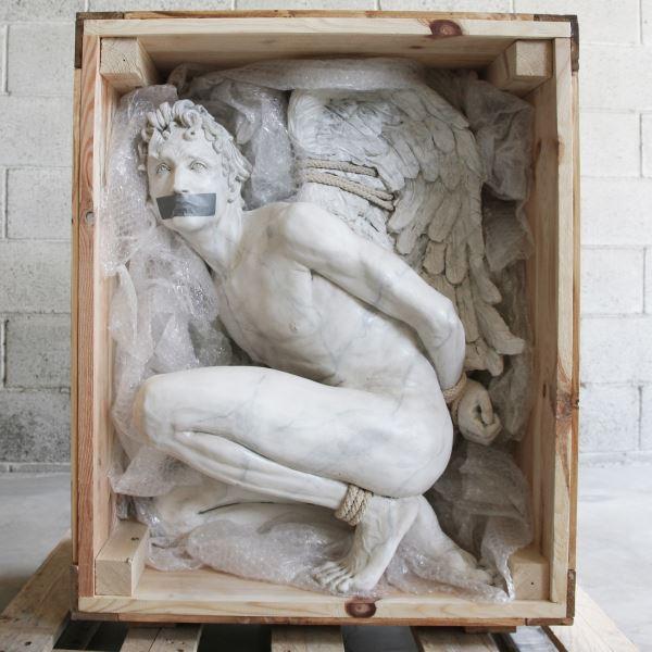Box N1 - Amore Rapito - Sculpture - Daniele Accossato