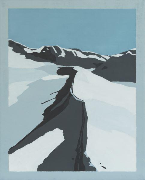 Suretta Ridge - Pittura - Mauro Baio