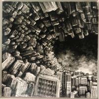 HPS Wave - Painting - Fabio Giampietro