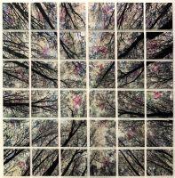 Vertigine IV - Painting - Manuel Felisi