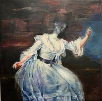 Mrs. Anyway - Painting - Gabriele Colletto