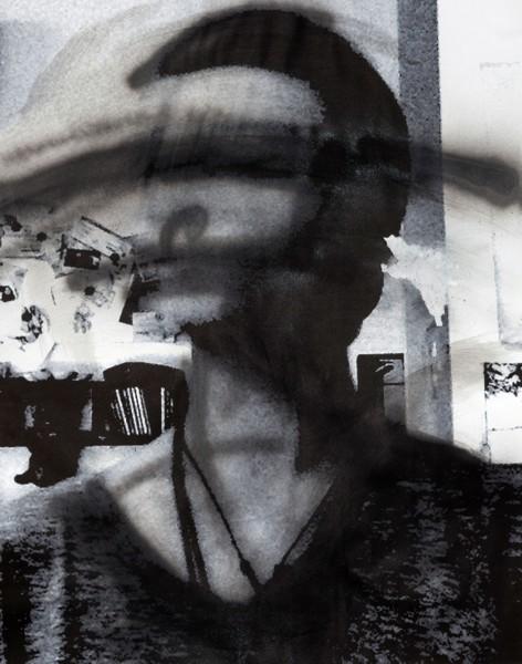 Autoritratto a memoria - Pittura - Virginia Dal Magro