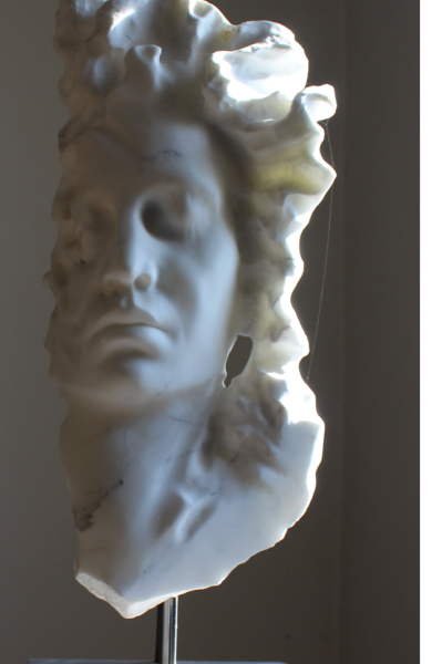 Fragmento III - Sculpture - Anna Ghilardi