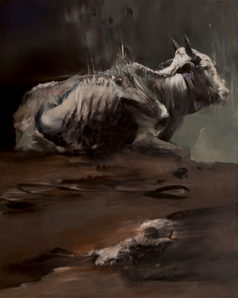 Metamorfosi di Zeus - Painting - Maurizio L'Altrella