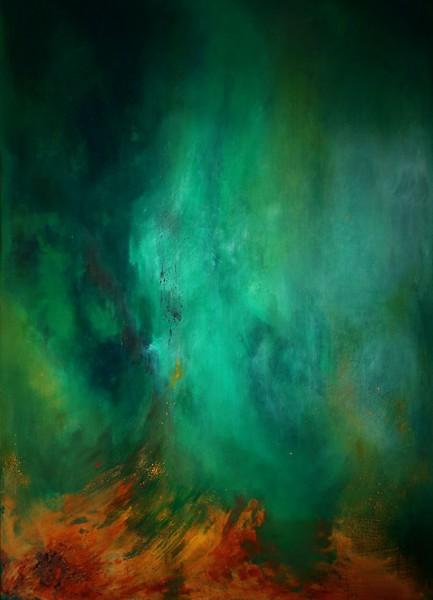 Distruzione - Pittura - rossella barbante