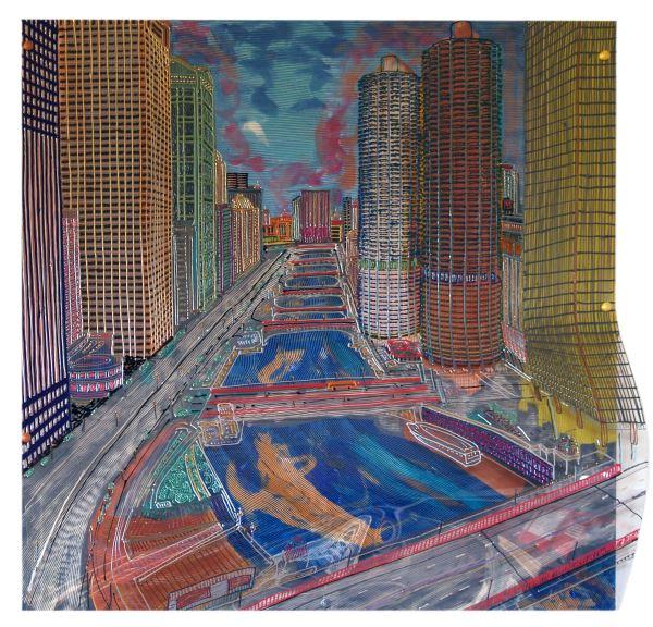 Aria dura 74 - Chicago - New Media - Pietro  Dente