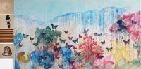 Re Paradise 1 - Painting - Kim Hee Sook