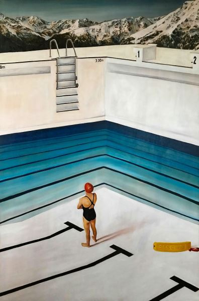 Aspirazioni - Painting - Sofia Fresia