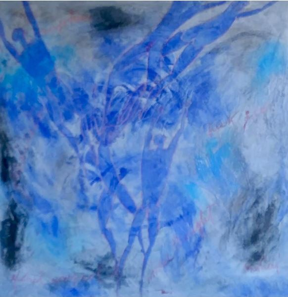 Escapes - Painting - Giovanna Barbieri