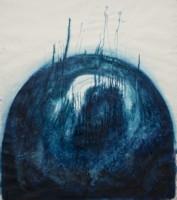 Sentimento oceanico - Painting - Francesca Adriana D'Anza