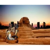 Antique Egypt - New Media - Niccolò Franceschini